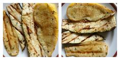 Sam's Place: Grilled Zucchini