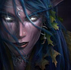 World of Warcraft - Tyrande Whisperwind