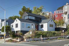 A to Z House - Golden Gate Park, San Francisco