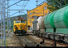 RailPictures.Net Photo: 251-026 Renfe 251 at Lugo, Spain by Jaime Marti Barroso
