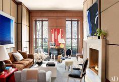 Tour a Gramercy Park Triplex Designed by Eric Cohler Photos | Architectural Digest