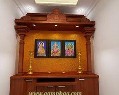 Pooja Room Designs Architects - Interior Designers Koyambedu Chennai 135189728