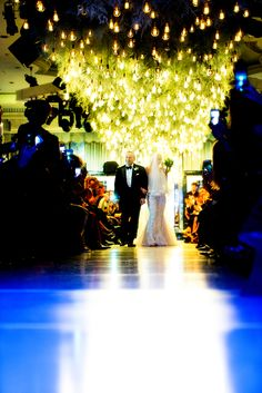 A Galia Lahav Bride for a Super Luxe Jewish Wedding, with an Epic Chuppah, at The Dorchester, London, UK
