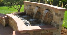 tips on water features