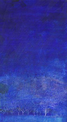Referencia de textura (la parte de arroba); no los árboles de abajo. Yoshiyuki Kubo 2013