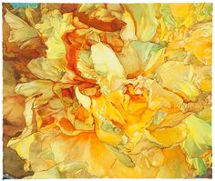 Fine Art Watercolors by Joseph Raffael - Official Website
