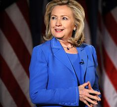 Hillary Clinton  Surpasses her husband in the marital race for the higher IQ