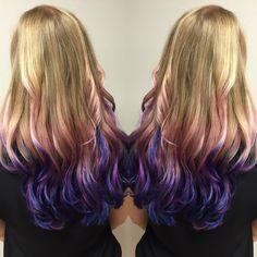 Vivid hair colors ✨
