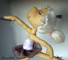 Rukodelki Tashiny: Ballerinas