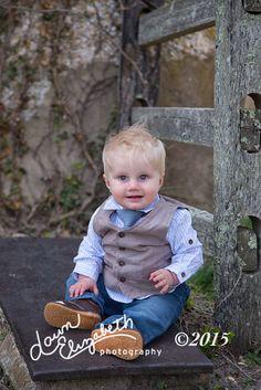 Innocence. And just so darn cute.