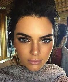 Can you see what's different about Kendall Jenner's new look?