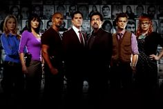 Working for the CBS show Criminal Minds would be fun! I would love to work with this talented cast!