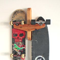 Superior Skateboard Rack   Wall Mount Skateboard Display   2 Slot   16 Amazing Pictures