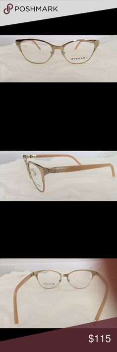 c5ade132981 BVGARY eye glasses frame Original eyewear with beautiful touch of crystals.  There is a defect