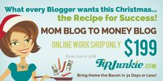 blogging course for Mom blogs