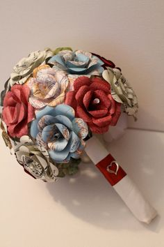 Hey, I found this really awesome Etsy listing at https://www.etsy.com/listing/157783719/map-flowers-sheet-music-flowers-and