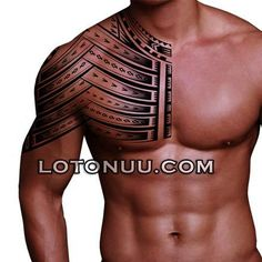 samoan tattoo design #polynesian #tattoo