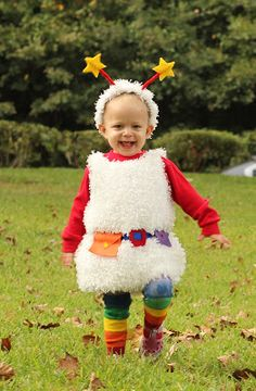 Rainbowbrite costumes