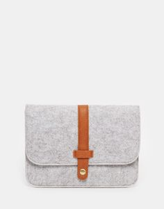 ASOS+Melton+iPad+Mini+Case+With+Contrast+Strap