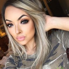 @rockdoll wearing our Naomi Lashes. Best lashes ever.