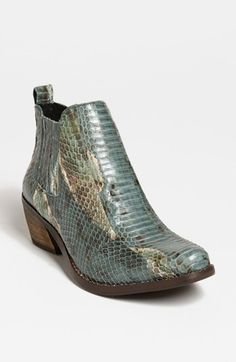 Fantastic bootie, but why the heck is Vince Camuto near $300?? It's not even real snake. Vince Camuto 'Corral' Boot | Nordstrom