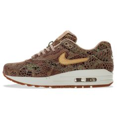 NIKE WMNS AIR MAX 1 YOTS QSLINEN/METALLIC GOLD-SAIL