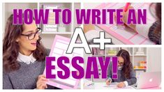 5 Easy Steps For Writing An Excellent Essay!