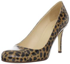 Kate Spade Karolina in caramel/ocelot. Can a girl have too much leopard print?
