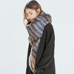 Pattern Style:StripedProduct Use Gender:WomenProduct materials:Cashmere,Acrylicproduct type:Scarves