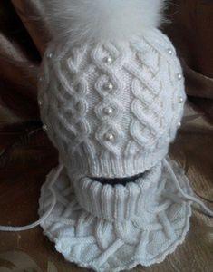 Crochet Turban, Crochet Baby Bonnet, Crochet Socks, Crochet Gloves, Knit Mittens, Knitted Hats, Knit Crochet, Different Crochet Stitches, Crochet Stitches Free