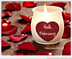 !¡ Hello February ...