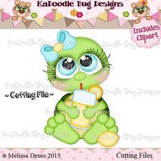 Cutie KaToodles - Lemonade Turtle