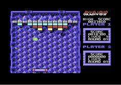 Arkanoid classic arcade