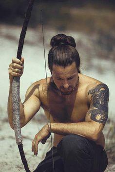 Archer tatoué