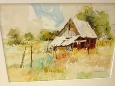 What the heck does an illustrator do?: Carl Purcell Watercolor Class