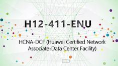CertTree Huawei H12-411-ENU HCNA-DCF V1.0 Exam practice test