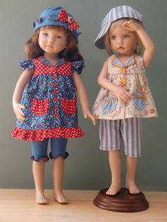 Plaisirs de l'été pour Little Darling par PatternsByNedra sur Etsy