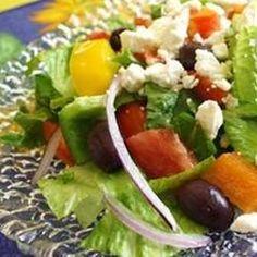 Greek Salad I Recipe