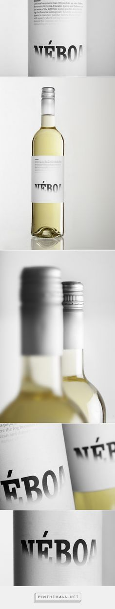 Néboa #wine - Packaging of the World - Creative Package Design Gallery - http://www.packagingoftheworld.com/2017/01/neboa.html