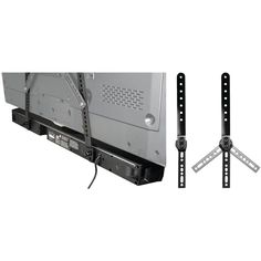 Awesome Universal Adjustable sound Bar Bracket