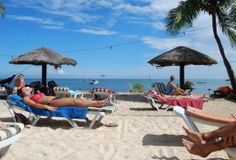 Soak up the sun at Smugglers Cove Fiji