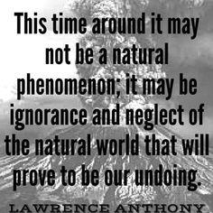 Wake Up! •~• Lawrence Anthony
