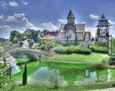 It's not a fairytale. It's a village in Bosnia...