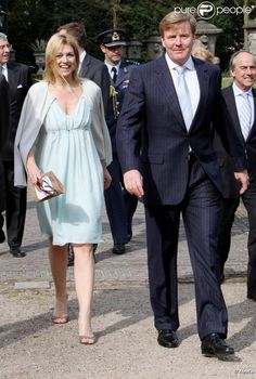 Queen Maxima & King Willem Alexander