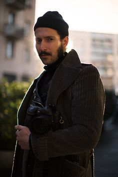 Jackets :: The Sartorialist: On the Street…Winter Light, Milan