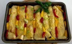 Blog z apetytem - ... i szczyptą fantazji Asparagus, Zucchini, Tacos, Food And Drink, Mexican, Blog, Vegetables, Ethnic Recipes, Projects