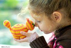 Amigurumi Crochet Pattern Cat Crochet Tutorial por Amichy en Etsy