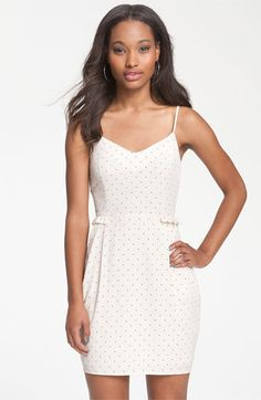 Lush Tulip Skirt Sundress (Juniors) | Nordstrom