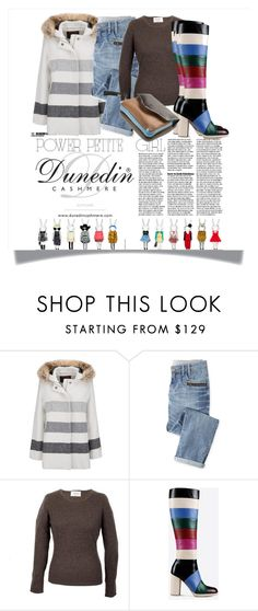 DC by deskaj on Polyvore featuring Woolrich, Wrap, Valentino, DUDU and dunedincashmere