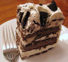 Ice Cream Sandwich Cake   Family Heritage Recipes